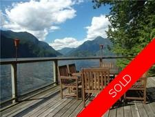 Indian Arm House for sale:  3 bedroom 1,808 sq.ft. (Listed 2013-04-16)